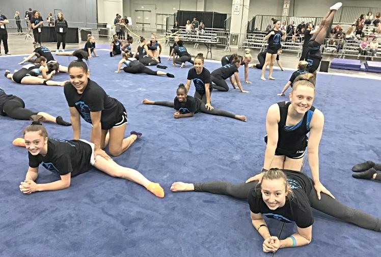 Everest Gymnastics 38